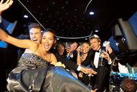 Prom Transportation Service Virginia